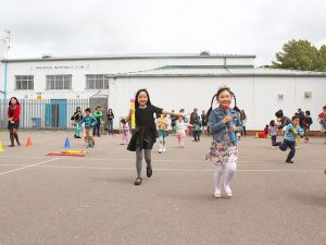 Sports Day at Lancaster Chinese School, Hua Xian Chinese Society