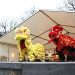 Lion Dancing at Lancaster Chinese New Year Carnival 2016 | Hua Xian Chinese Society