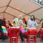 Drumming at Lancaster Chinese New Year Carnival 2016   Hua Xian Chinese Society