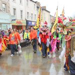 Parade on Cheapside during Lancaster Chinese New Year Carnival 2016 | Hua Xian Chinese Society