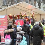 Uyghur inspired dance at Lancaster Chinese New Year Carnival 2016 | Hua Xian Chinese Society