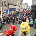Penny Street Parade at Lancaster Chinese New Year Carnival 2016   Hua Xian Chinese Society