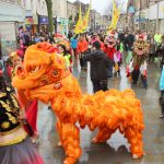 Parade on Cheapside at Lancaster Chinese New Year Carnival 2016 | Hua Xian Chinese Society